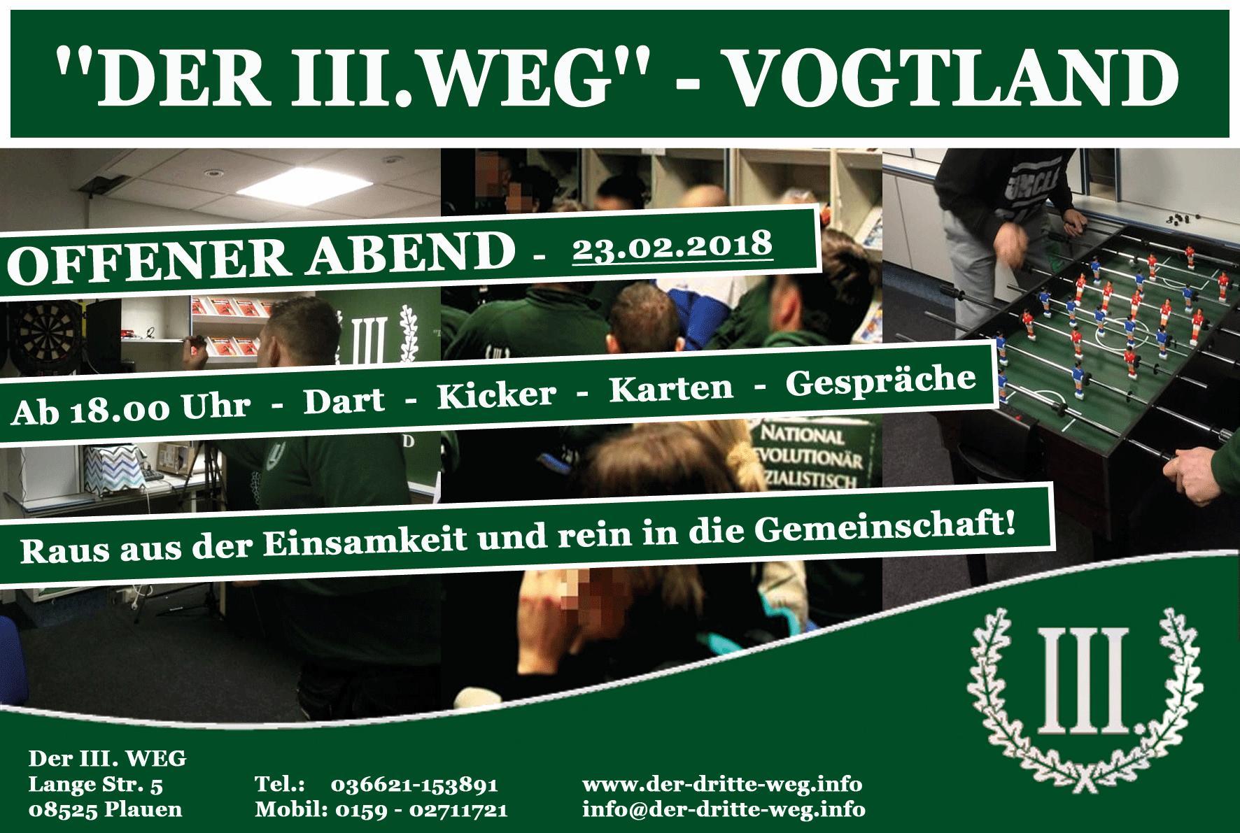 """Freie"""" Presse hetzt über den """"III. Weg"""" – Unzensierte Nachrichten ..."""